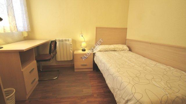🛌 Logement pour étudiants complềtement meublé et avec internet situé dans la zone de Vicálvaro URJC, à Madrid pour seulement 320 € (1039H2, foto favorita)
