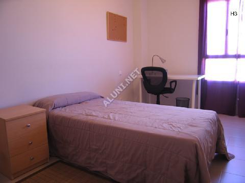 只用 310 €,即可在 Madrid 的Valdebernardo 区租住一间精装带无线网络的学生公寓 (1040H3, foto favorita)