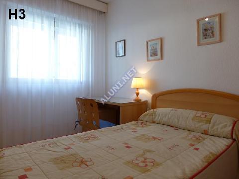 只用 300 €,即可在 Madrid 的Vicálvaro URJC 区租住一间精装带无线网络的学生公寓 (11H3, foto favorita)