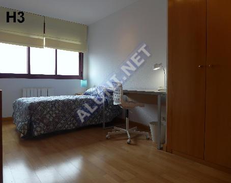只用 425 €,即可在 Madrid 的Puerta de Arganda 区租住一间精装带无线网络的学生公寓 (1544H3, foto favorita)