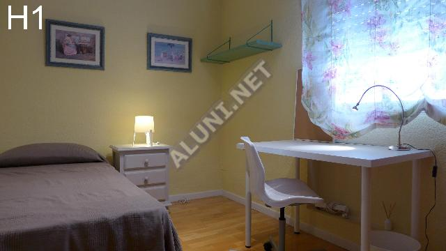 🛌 Logement pour étudiants complềtement meublé et avec internet situé dans la zone de Vicálvaro URJC, à Madrid pour seulement 300 € (1772H1, foto favorita)
