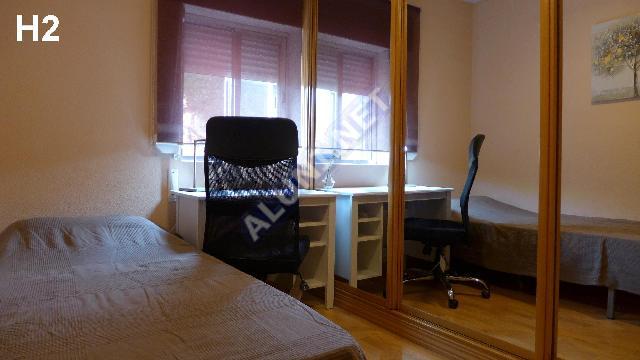 只用 300 €,即可在 Madrid 的Pavones 区租住一间精装带无线网络的学生公寓 (1811H2, foto favorita)