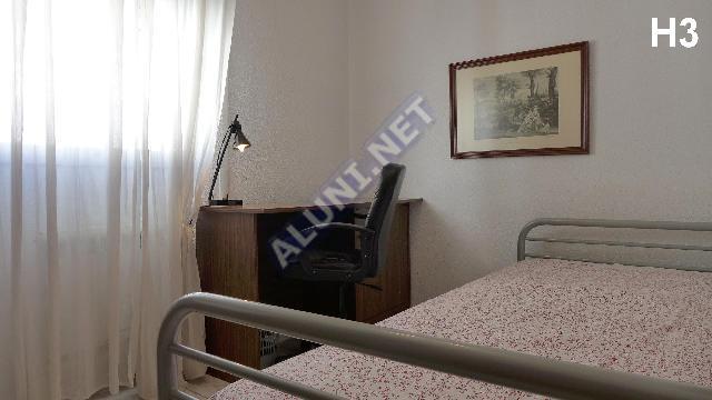 غرفة مفروشة بالكامل مع  انترنت، وتقع في منطقة من منطقة Madrid في مدينةVicálvaro URJC عن سعر  EUR الوحيد275 (3H3, foto favorita)