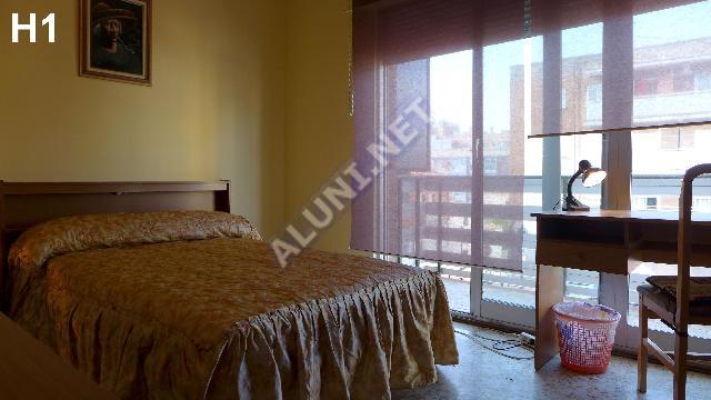 🛌 Logement pour étudiants complềtement meublé et avec internet situé dans la zone de Vicálvaro URJC, à Madrid pour seulement 315 € (310H1, foto favorita)