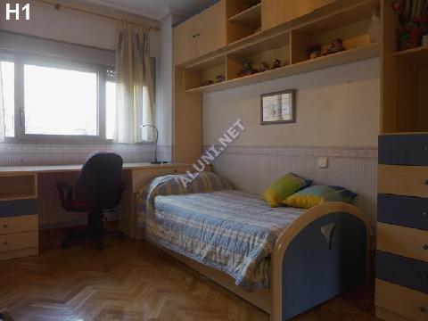 🛌 Pokój dla studentów całkowicie umeblowany z internetem, znajdujący się  w Valdebernardo w  Madrid tylko za 350 euro (434H1, foto favorita)