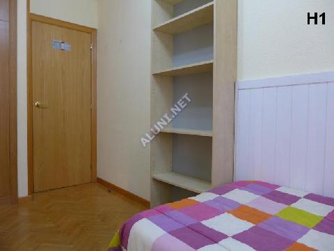 Logement pour étudiants complềtement meublé et avec internet situé dans la zone de Pavones, à Madrid pour seulement 280 € (48H1, foto favorita)