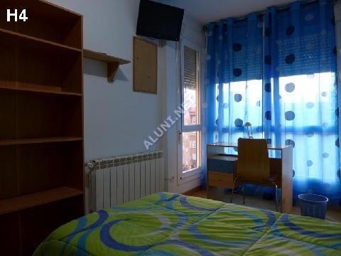 Logement pour étudiants complềtement meublé et avec internet situé dans la zone de Pavones, à Madrid pour seulement 300 € (48H4, foto favorita)
