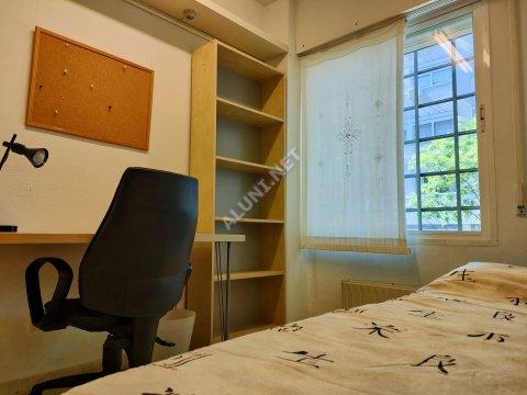 Pokój dla studentów całkowicie umeblowany z internetem, znajdujący się  w Valdebernardo w  Madrid tylko za 350 euro (502H2, foto favorita)