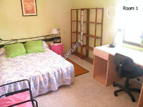 Студенченская меблированная комната с интернетом, расположенна в Vicálvaro URJC, в Madrid  всего лишь за 370 евро (69H1, foto favorita)