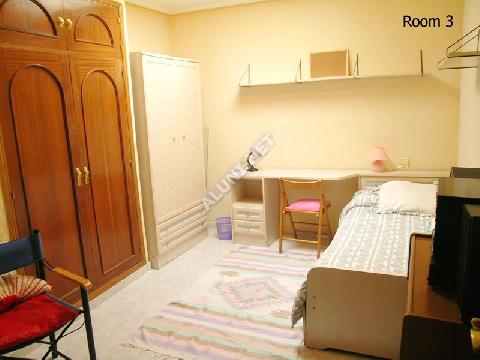 🛌  Студенченская меблированная комната с интернетом, расположенна в Vicálvaro URJC, в Madrid  всего лишь за 310 евро (69H3, foto favorita)