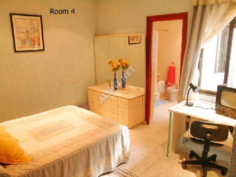 Pokój dla studentów całkowicie umeblowany z internetem, znajdujący się  w Vicálvaro URJC w  Madrid tylko za 370 euro (69H4, foto favorita)