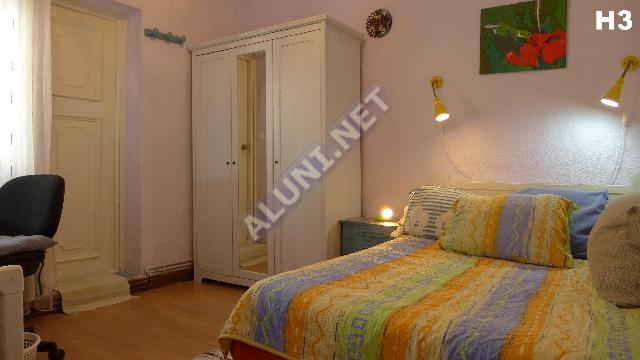 غرفة مفروشة بالكامل مع  انترنت، وتقع في منطقة من منطقة Madrid في مدينةVicálvaro URJC عن سعر  EUR الوحيد320 (70H3, foto favorita)