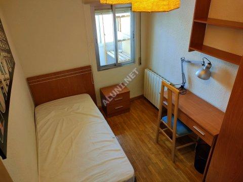 只用 310 €,即可在 Madrid 的Vicálvaro URJC 区租住一间精装带无线网络的学生公寓 (762H1, foto favorita)