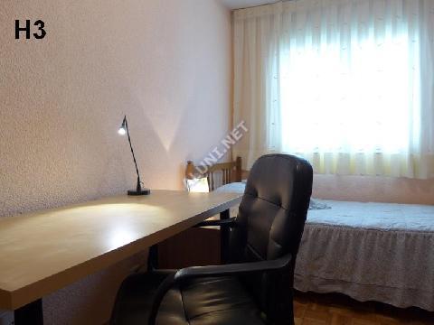 Pokój dla studentów całkowicie umeblowany z internetem, znajdujący się  w San Cipriano w  Madrid tylko za 310 euro (795H3, foto favorita)