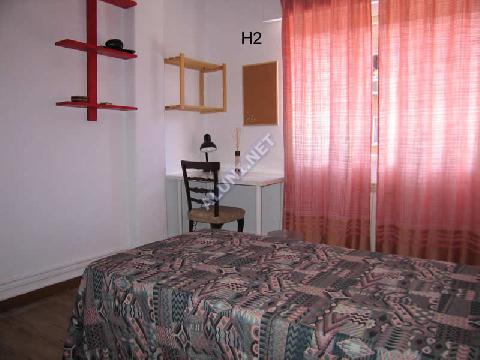 🛌  Студенченская меблированная комната с интернетом, расположенна в Vicálvaro URJC, в Madrid  всего лишь за 270 евро (885H2, foto favorita)